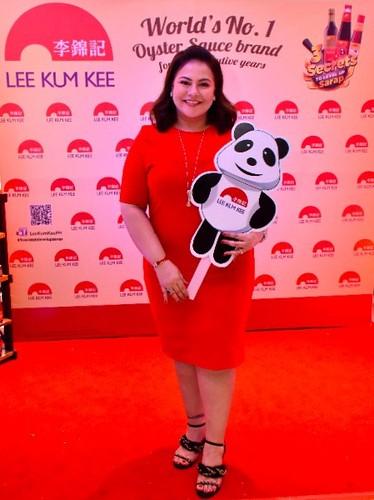 Lee Kum Kee Newest Brand Ambassador Ms. Karla Estrada
