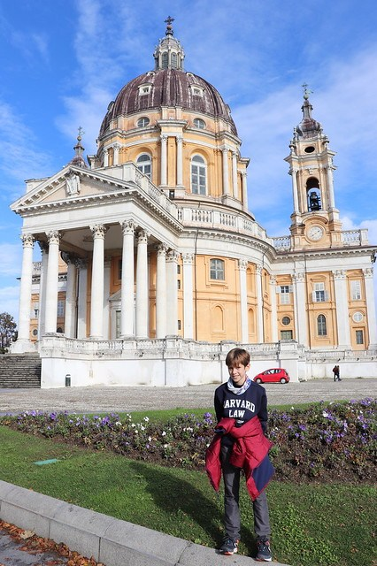 Visitar la Basílica de Superga