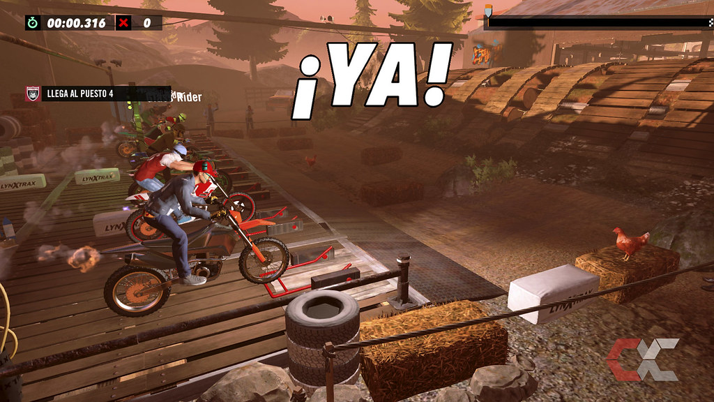 Trials Rising Review - OverCluster 10