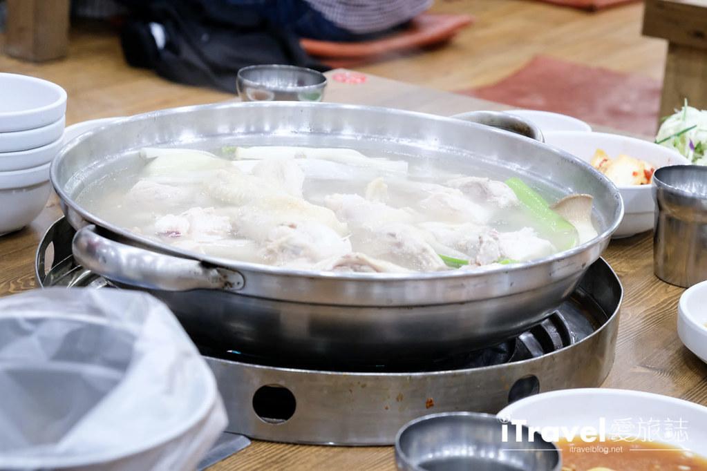 首爾美食餐廳 孔陵一隻雞 (12)
