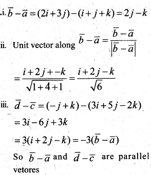 Plus Two Maths Chapter Wise Questions and Answers Chapter 10 Vector Algebra 59