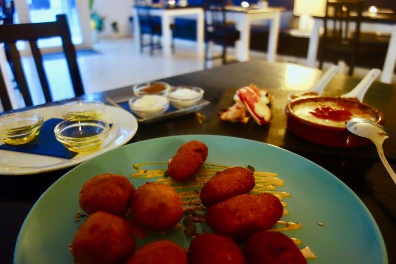 Cosa mangiare alle Canarie - Crocchette miste