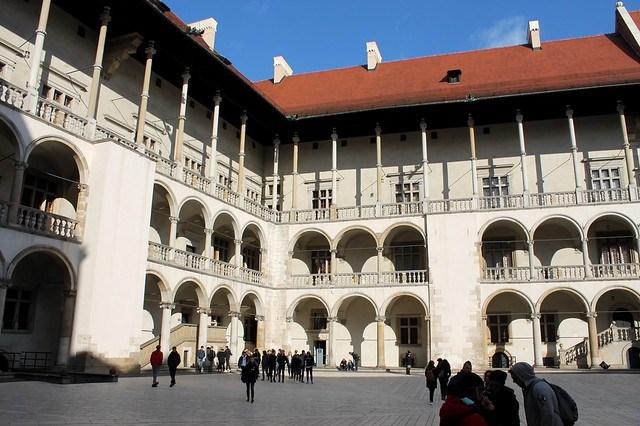 Qué ver en el Castillo de Cracovia