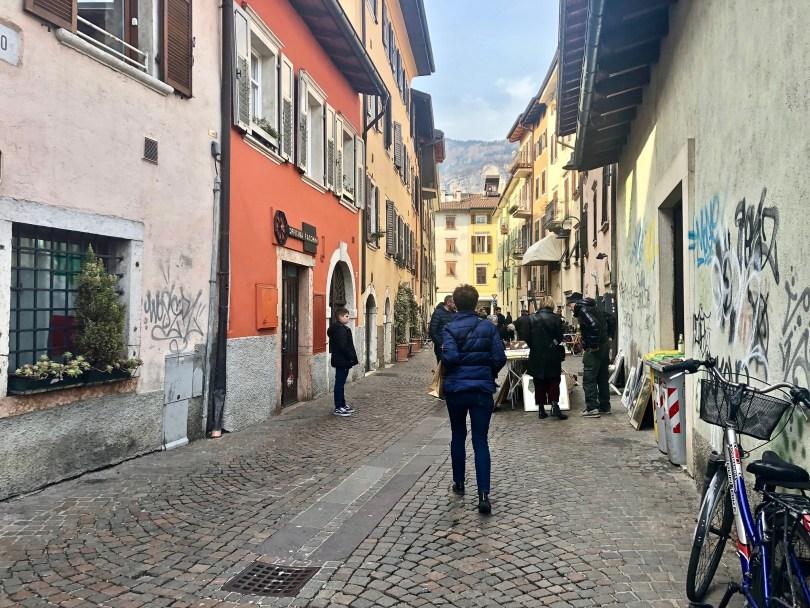 Itinerario di Trento - Passeggiata nel centro storico
