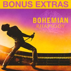 Bohemian Rhapsody (Plus Bonus Features)