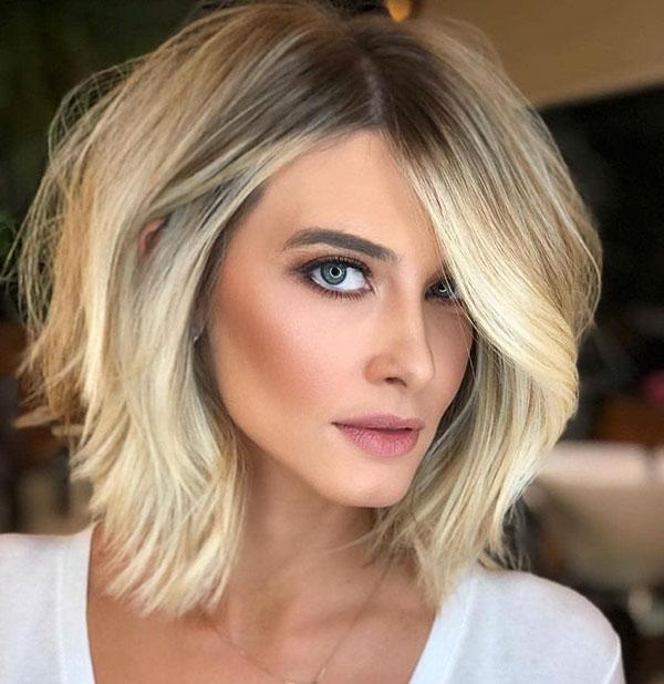 Short Blonde Hairstyles