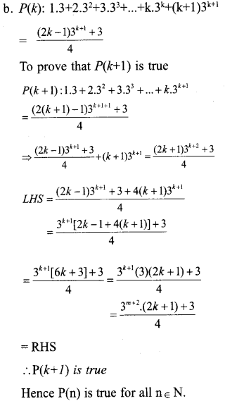 Plus One Maths Model Question Papers Paper 3A9.1