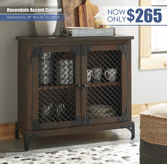 Havendale Accent Cabinet_A4000094