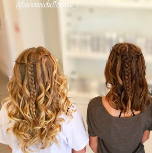 Braid Hairstyles for Medium Hair 2019