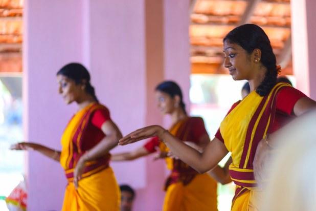 Bailes en India