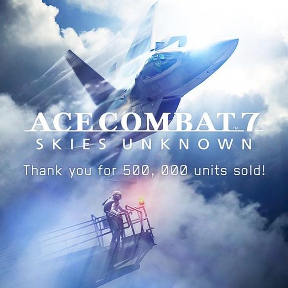 Ace Combat 7 Skies Unknown 500k