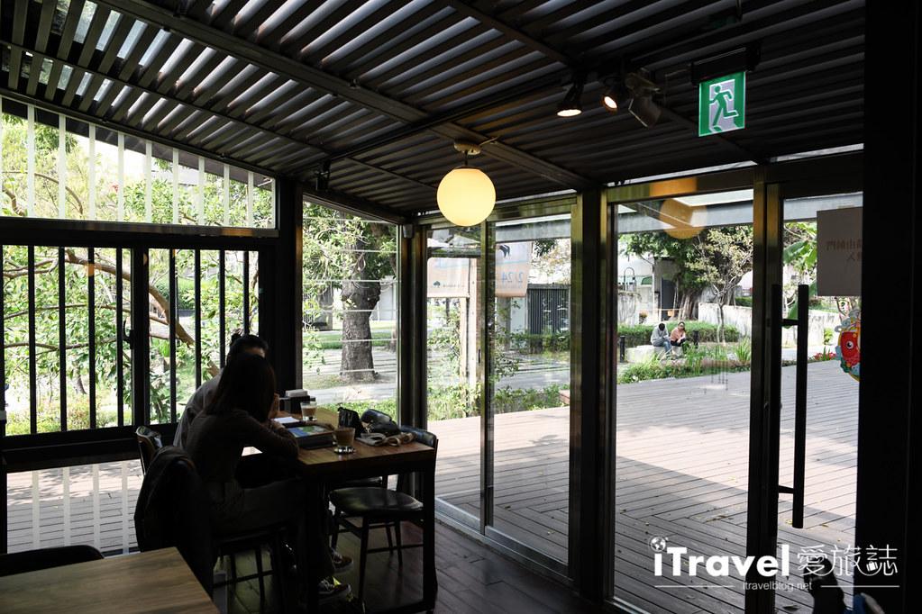 台中咖啡廳推薦 幸卉文學咖啡 (31)
