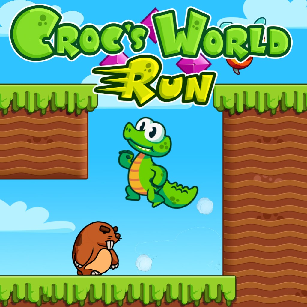 Croc's World Run
