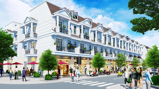 Dự án DTA Garden House Vsip Bắc Ninh