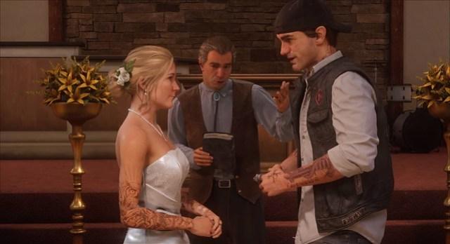 일 - 결혼