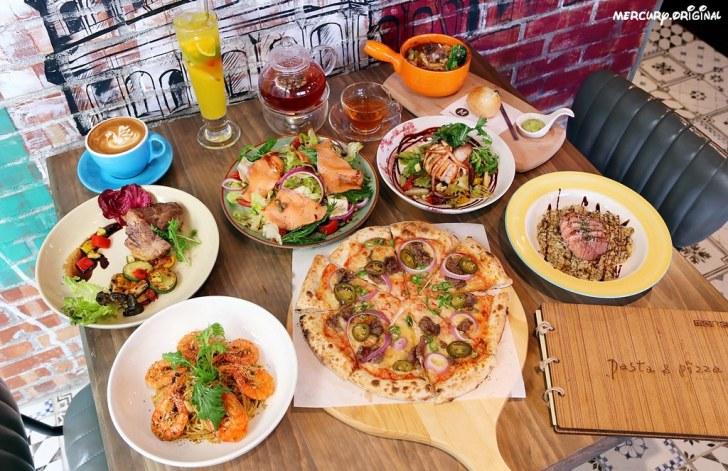32221455987 be647ee759 b - 熱血採訪|默爾義大利餐廳JMall店,義大利麵、燉飯、手工窯烤披薩,浪漫約會聚餐推薦