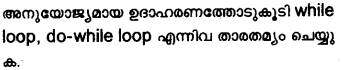 Plus One Computer Application Model Question Papers Paper 3 39