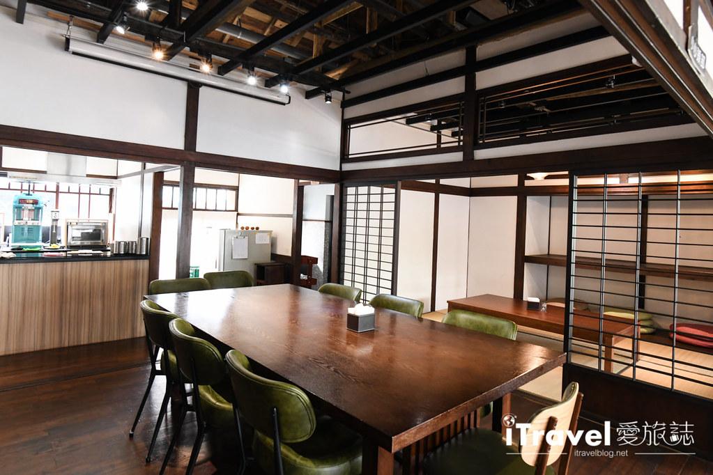 台中咖啡廳推薦 幸卉文學咖啡 (21)