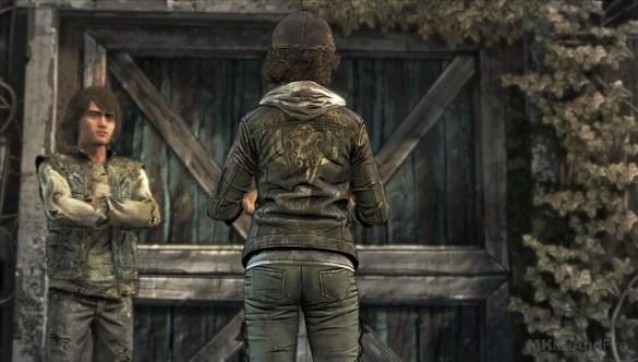 The Walking Dead Episode 3 - Wind Chimes
