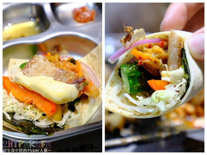 32158304307 1e38c13d74 c - 菜豚屋 | 從日本開來台灣的韓式連鎖烤肉店!生菜包肉太6了,快來享受被五花肉攻擊的飽足感呀~