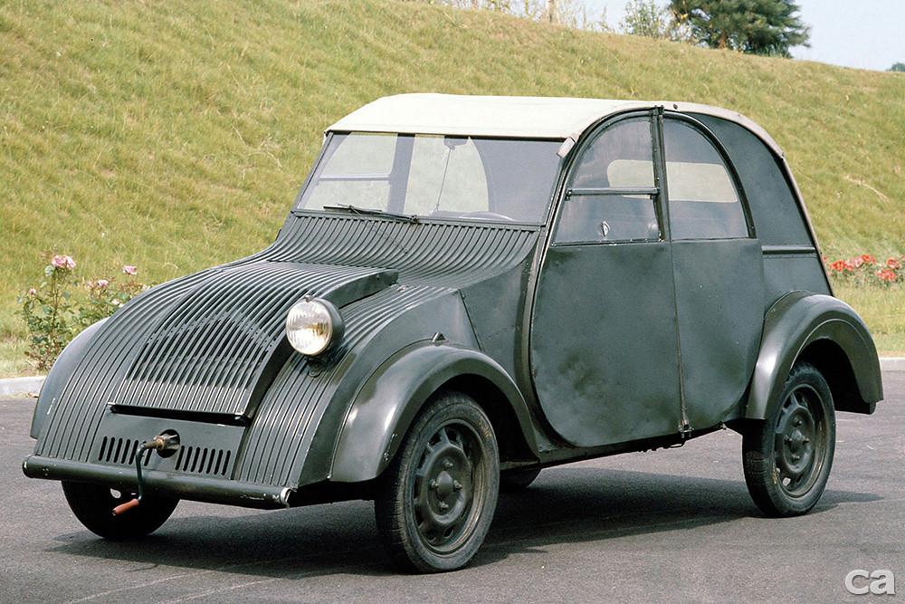 雪鐵龍 先進時代(1):歐洲國民車傳奇 | ca汽車頻道