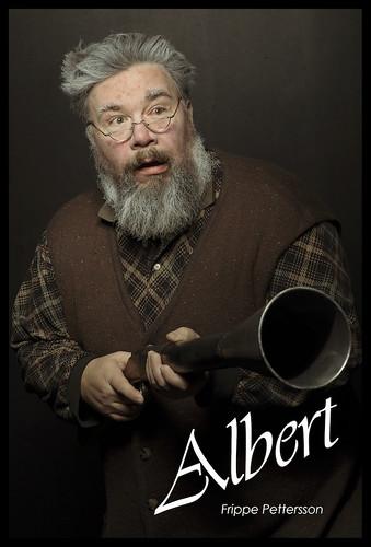 Albert – Frippe Pettersson