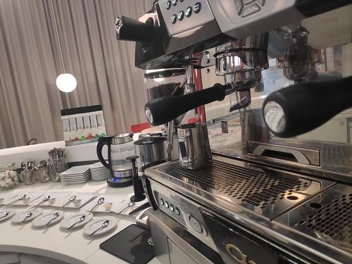 2019 IMM Internationale Möbel Messe Köln. Standcaterig und Kaffee Catering https://koeln-catering-service.de/event-catering/messe/
