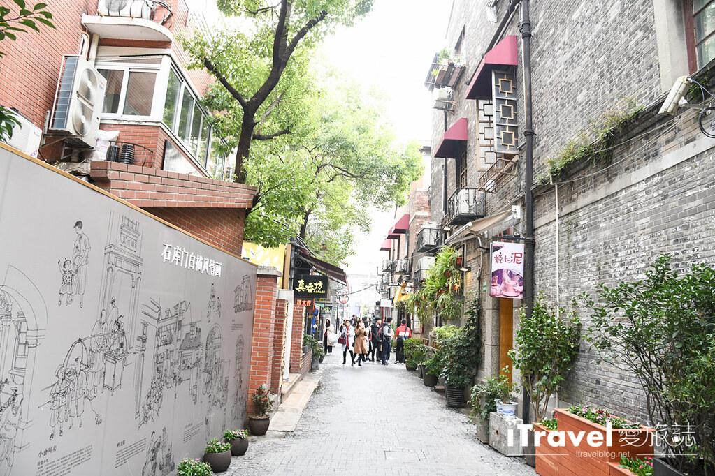 上海景点推荐 创意街区田子坊 (51)
