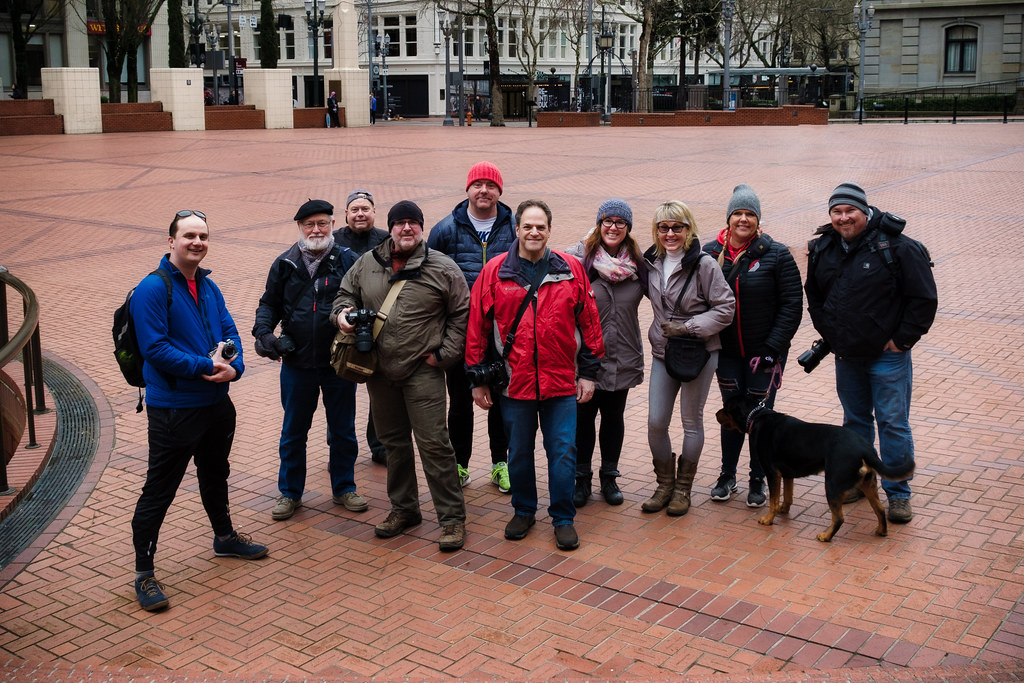 Downtown Portland Photowalk