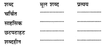 NCERT Solutions For Class 10 Sparsh II Hindi Chapter 12