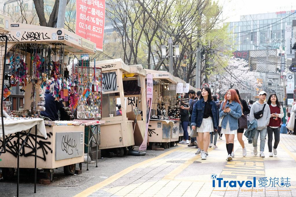 首爾購物商場 弘大商圈 (1)