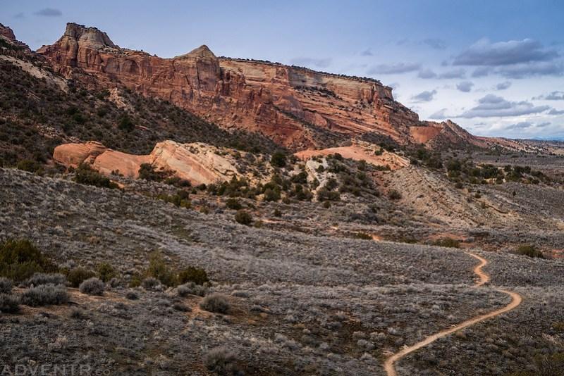 Wedding Canyon Trail
