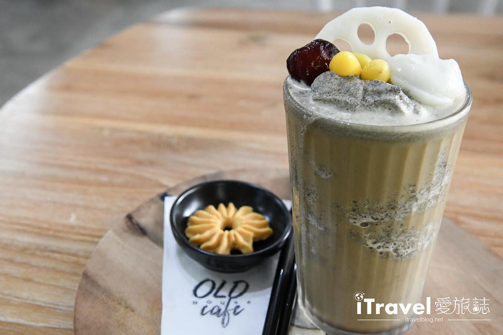清邁咖啡店 Old House Cafe (26)