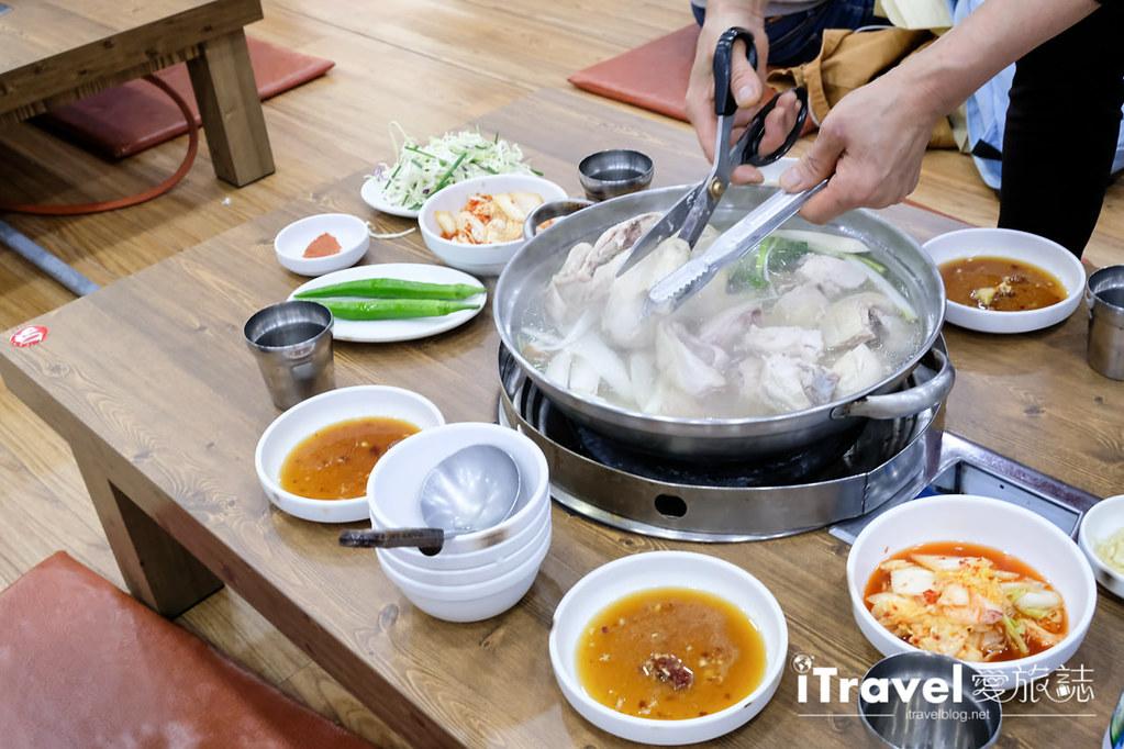 首爾美食餐廳 孔陵一隻雞 (10)