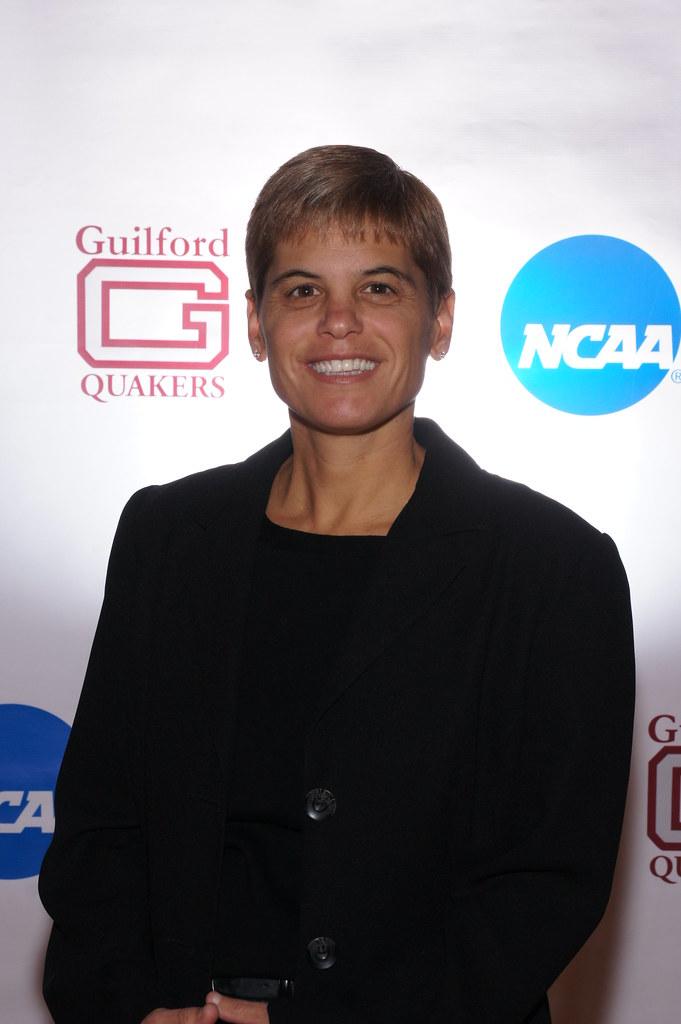 Stephanie Flamini - Guilford Women's Basketball Coach