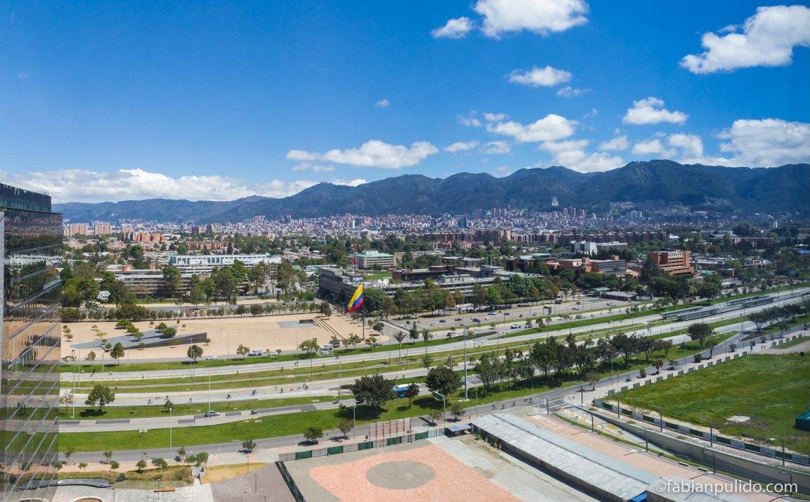 Bogotá en Domingo