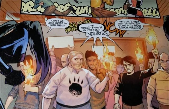 Harley Quinn - Ética de la antorcha Tiki