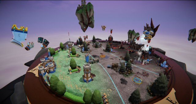 Skyworld PS VR - Release Date Screenshot 03