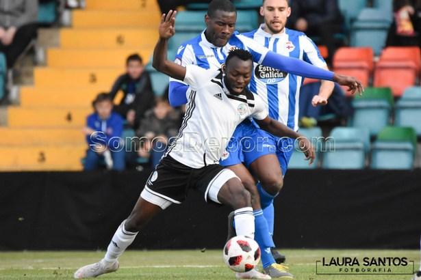 Salamanca CF 0 - RCD Fabril 0