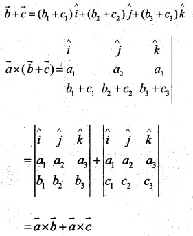 Plus Two Maths Chapter Wise Questions and Answers Chapter 10 Vector Algebra 22