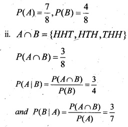 Plus Two Maths Chapter Wise Questions and Answers Chapter 13 Probability 32