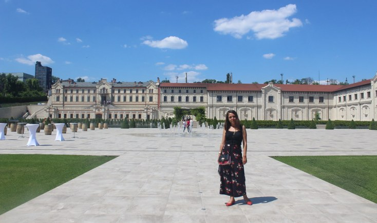 Castelul Mimi, Moldova