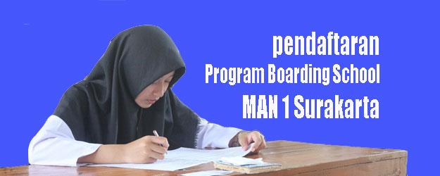 pendaftaran-MAN-1-Surakarta-Program-Boarding-School