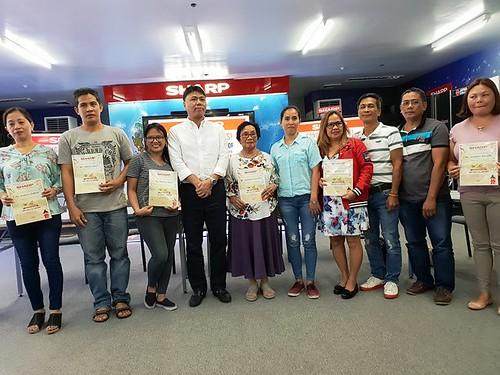 Sharp We Love Phiippines Winners 2