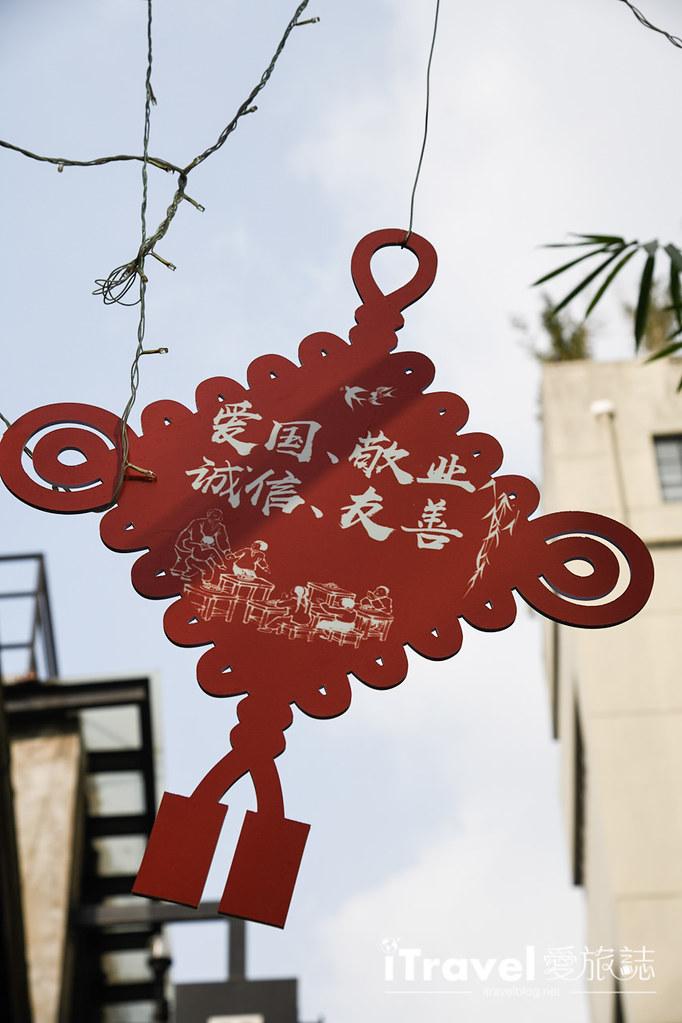 上海景点推荐 创意街区田子坊 (38)