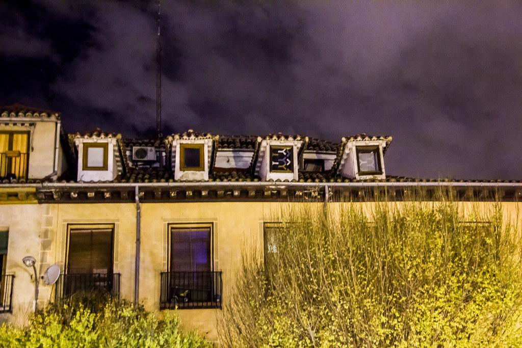 buhardillas de noche Barrio Malasaña Madrid 02