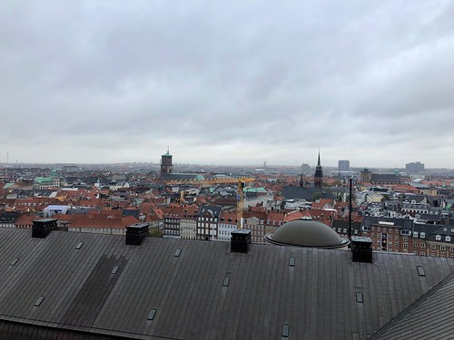 View from Christianborg Palace, Parliament