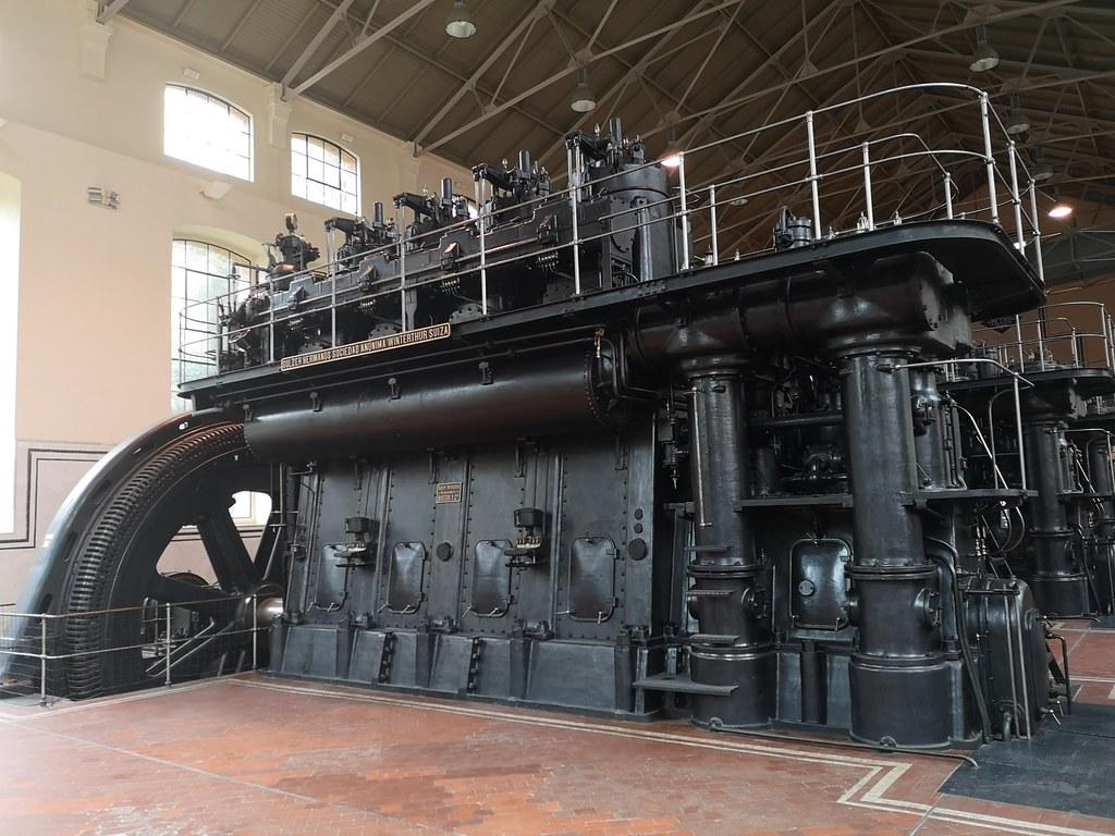 Andén Cero Nave de Motores Museo Metro de Madrid