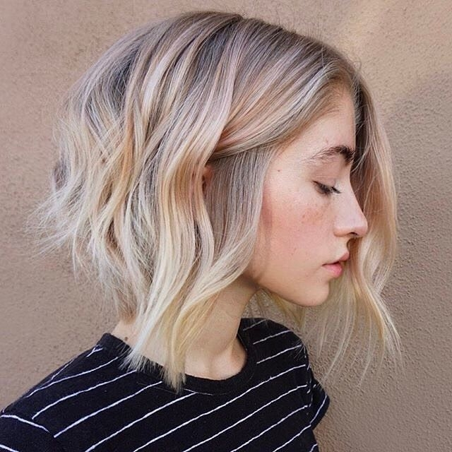 Different beachy wave bob Hairstyles 2019 , Fashion 2D