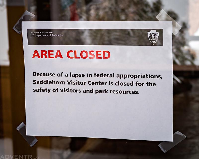 Government Shutdown 2018-2019